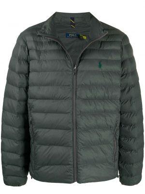 Длинная куртка - серая Polo Ralph Lauren