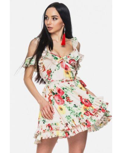 Платье весеннее 0101 Brand