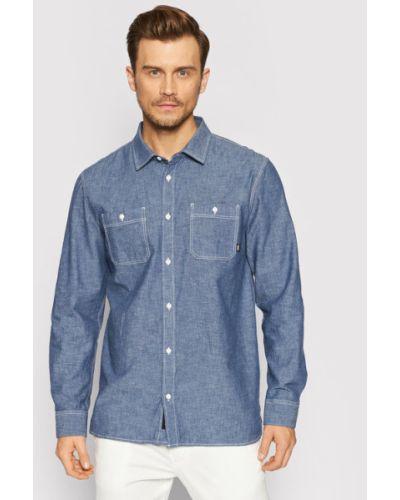 Koszula jeansowa - niebieska Vans
