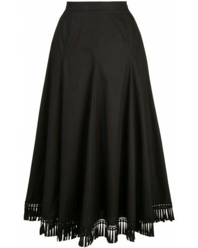 Черная юбка Andrew Gn
