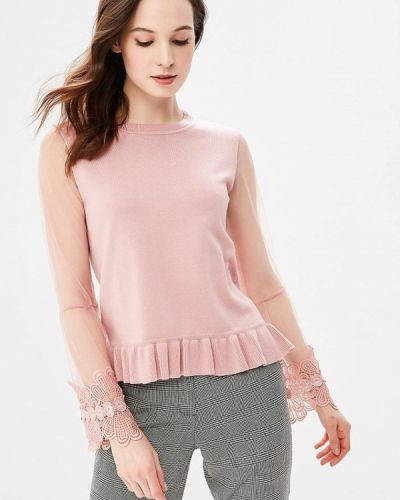 Розовый джемпер Qed London