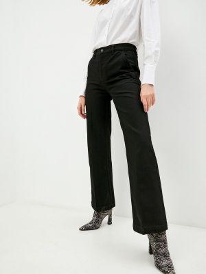 Широкие джинсы - черные The Kooples