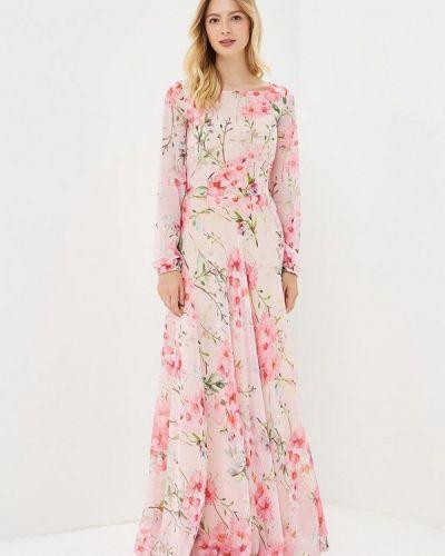 Платье розовое Irina Vladi