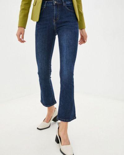 Широкие джинсы - синие G&g