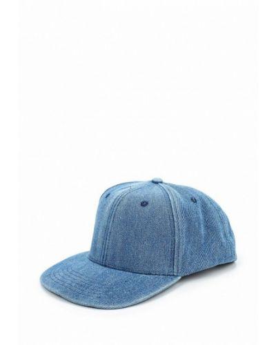 Синяя кепка Topman