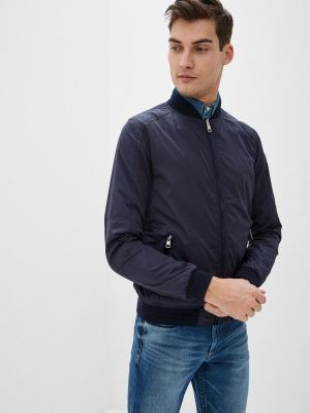 Синяя облегченная куртка Henderson
