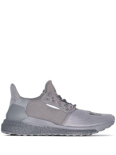 Sneakersy sznurowane koronkowe Adidas By Pharrell Williams