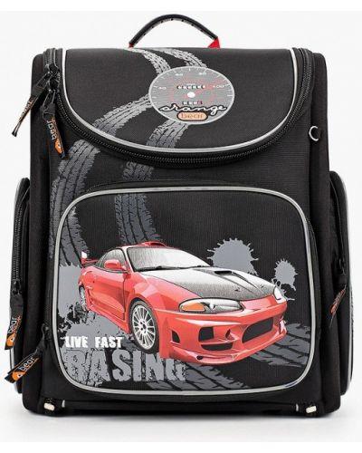 Черный рюкзак Grizzly
