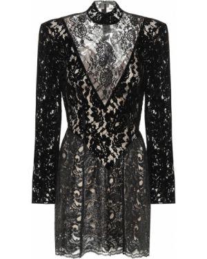 Платье мини облегающее платье-солнце Christopher Kane