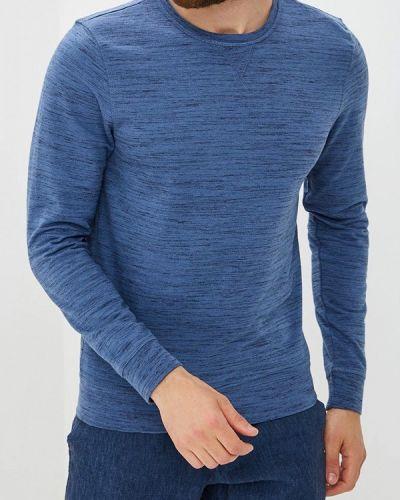 Синий свитшот Tom Tailor
