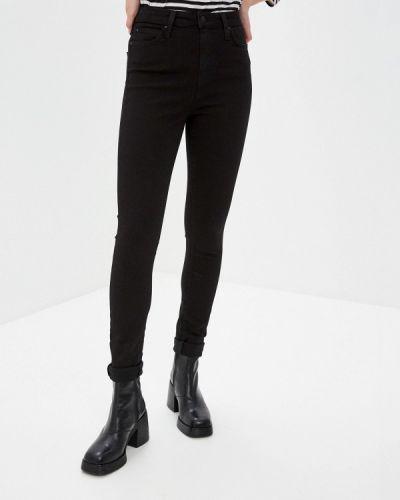 Черные джинсы-скинни узкого кроя Colin's