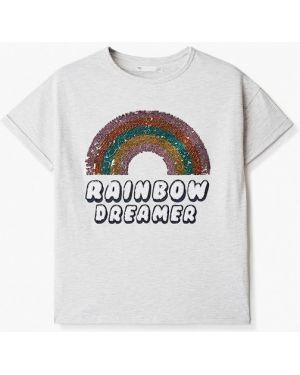 Серая футболка Marks & Spencer