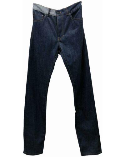 Niebieskie mom jeans Etudes
