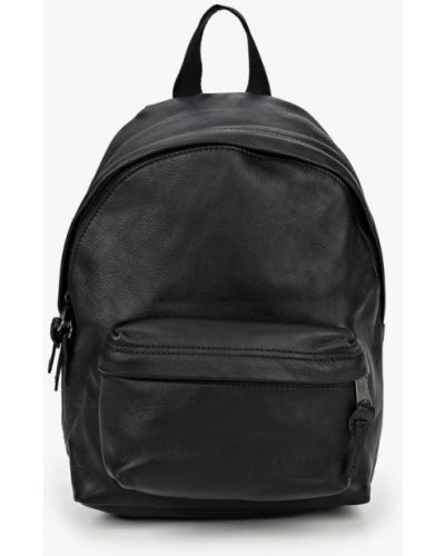 Городской черный текстильный рюкзак Eastpak