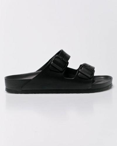 Черные сандалии Birkenstock