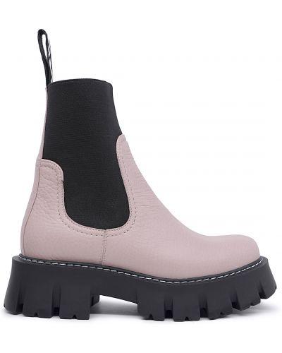Ботинки - бежевые Bosca