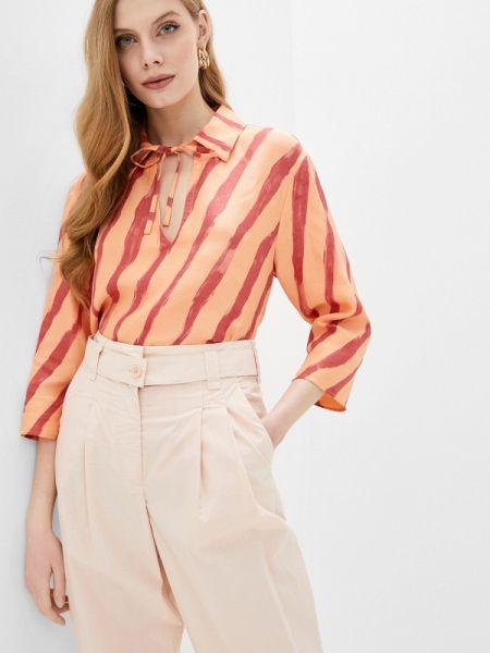 Блузка с длинным рукавом весенний Max&co