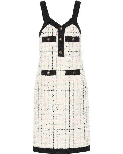 Платье классическое на тонких бретелях Gucci