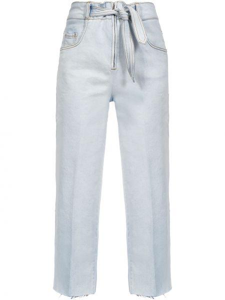 Прямые джинсы mom стрейч Pinko