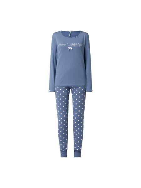 Piżama z długimi rękawami - niebieska Louis & Louisa