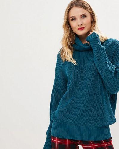 Бирюзовый свитер Tiffosi