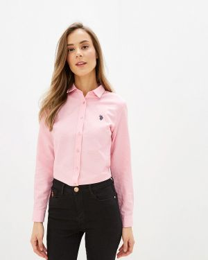 Рубашка с длинным рукавом U.s. Polo Assn.