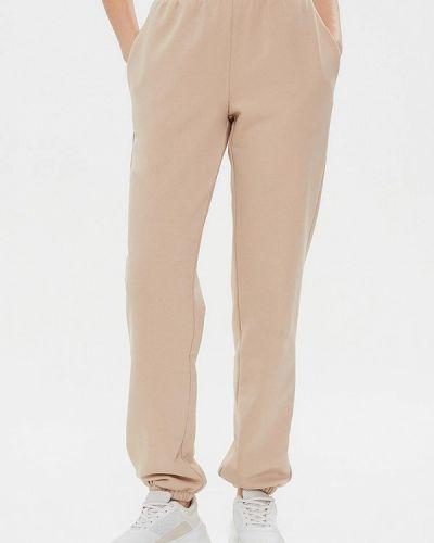 Бежевые спортивные брюки Moru