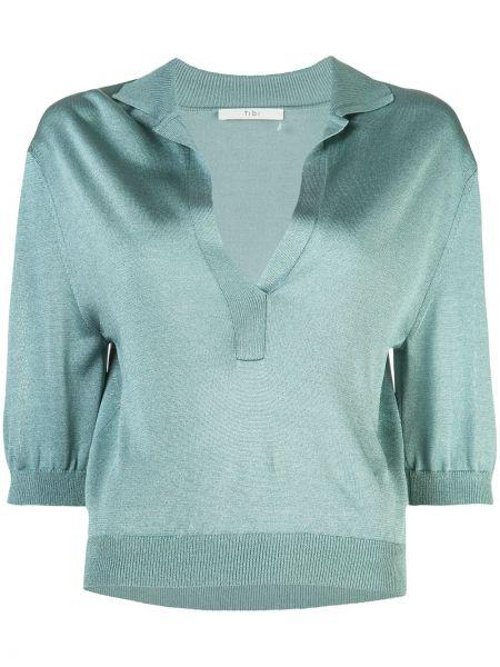 Klasyczna koszula - niebieska Tibi