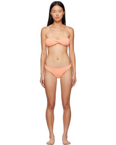 Różowy bikini Hunza G