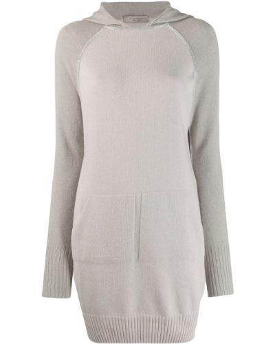 Прямое вязаное платье макси D.exterior