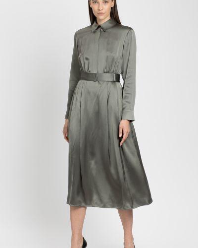Вечернее платье из вискозы Vassa&co