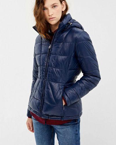 Утепленная куртка - синяя Springfield