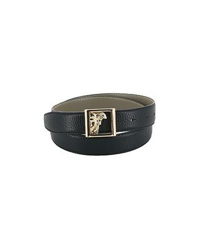Ремень черный Versace Collection