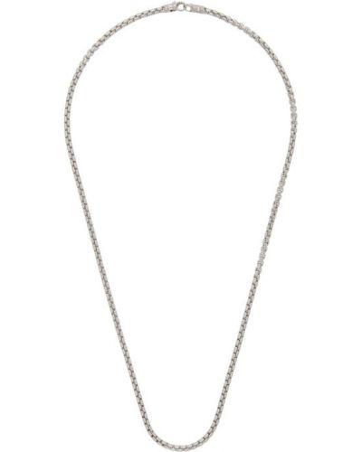Ожерелье серебряное Tom Wood