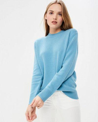 Голубой джемпер Calvin Klein