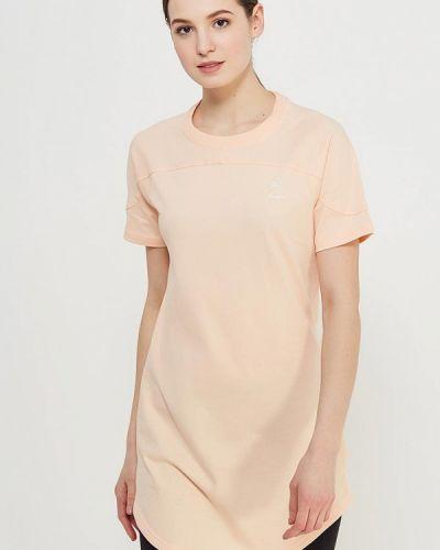 Розовое платье весеннее Reebok Classics