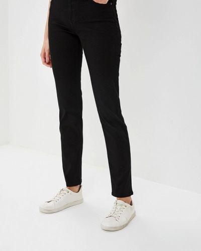Черные прямые джинсы Lee