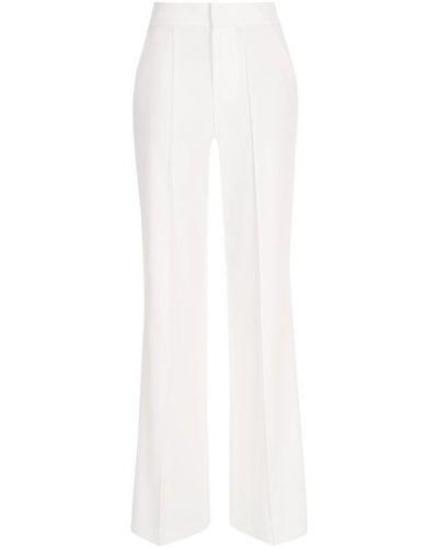 Расклешенные брюки со стрелками Alice + Olivia
