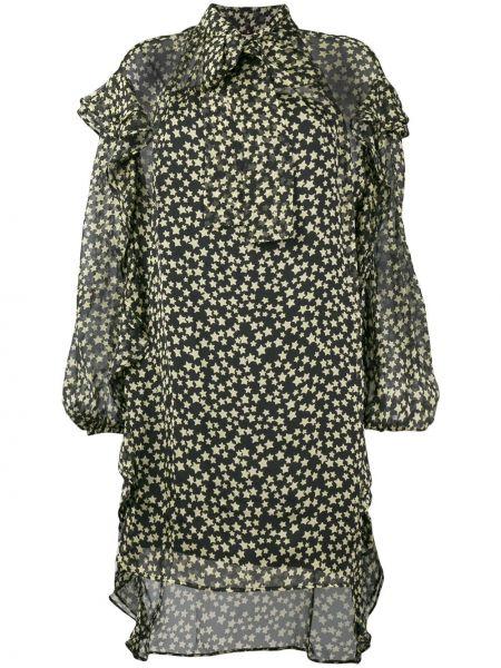 Вечернее платье мини макси N21