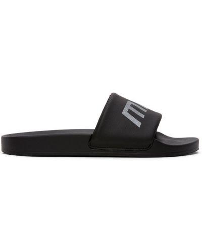 Sandały na basen czarny Misbhv