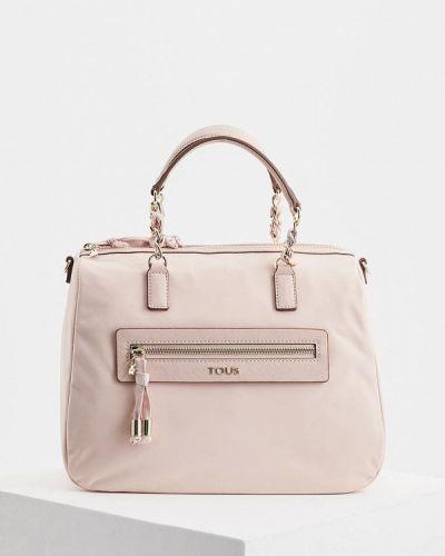 Кожаный сумка нейлоновая Tous