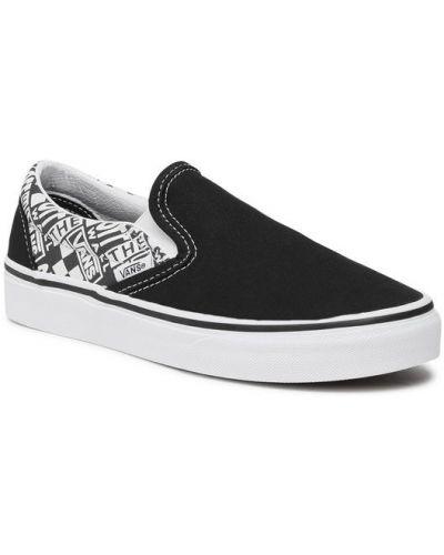 Klasyczne czarne majtki Vans