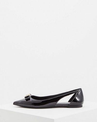 Кожаные туфли осенние для офиса осенние Michael Michael Kors