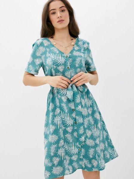 Бирюзовое платье Blendshe