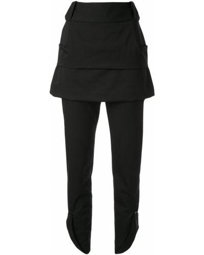 Черная юбка Kitx