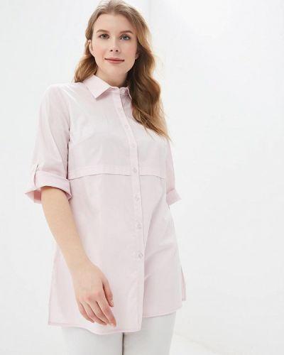 Блузка розовый осенняя Balsako