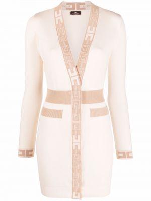 Платье макси длинное Elisabetta Franchi