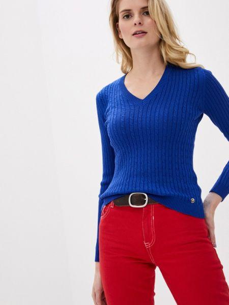 Синий свитер Giorgio Di Mare