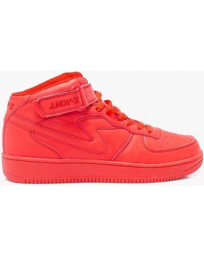 Красные кроссовки Andy-z