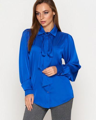 Блузка синяя Sellin